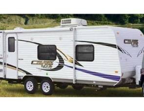 2017 Forest River Wildwood travel trailer
