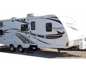 2015 Keystone Passport 3180RE
