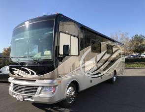 2015 Fleetwood Bounder 36E - NO Special Driver's License Needed!
