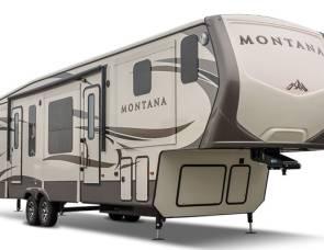 2016 Montana 3721RL