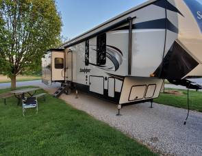 2020 Forest River Sandpiper 372LOK; No Truck Required - Delivery and Setup Available!