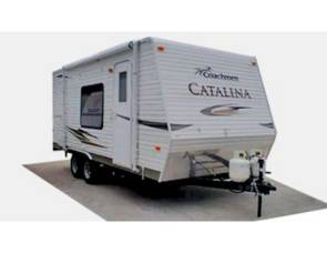 2000 Coachman Catalina lite