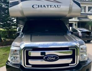 2016 Ford Thor Motor Coach Chateau Super C Chateau 35SB
