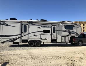 2013 montana 3750fl