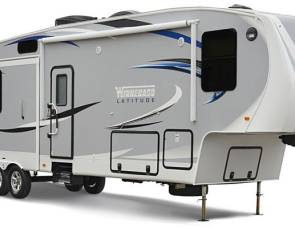 2015 Winnebago Latitude
