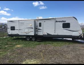 2015 Prowler Bunkhouse