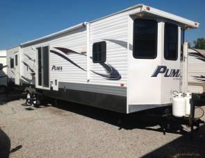 2011 Puma 39 PFK
