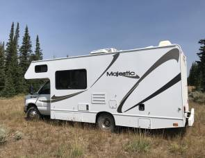2014 Thor Majestic 23A