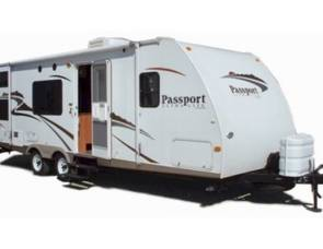 2011 Passport 280bhs