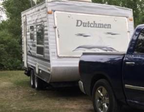 Dutchman Travel Trailer w/ pop outs **Stationary Rental only**