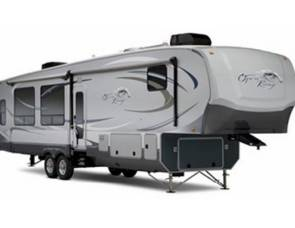 2015 Open Range 297RLS fifth wheel