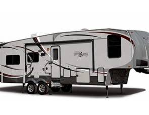 2012 Featherlight sierra 38'0 3 horse slant Featherlight sierra