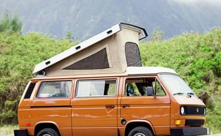 RV Rental Hawaii, Motorhome & Camper Rentals