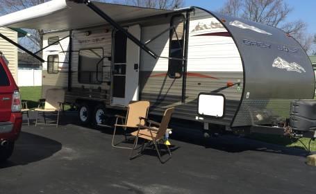 RV Rental Columbus, OH, Motorhome Rentals | RVshare com