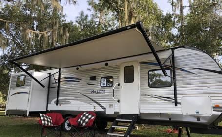 RV Rental Orlando, FL, Motorhome & Camper Rentals in FL
