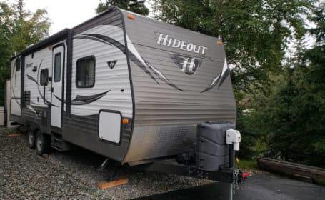 2018 Aliner Ranger 12, RV Rental in Anchorage, AK | RVshare com