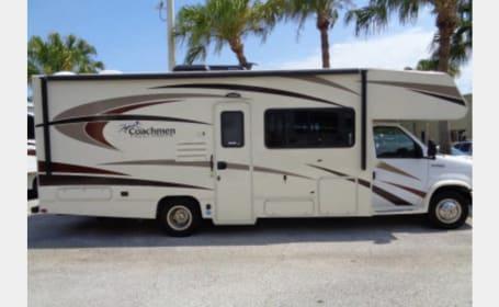 RV Rental Modesto, CA, Motorhome & Camper Rentals in CA