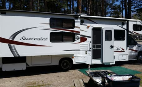 RV Rental Detroit, MI, Motorhome & Camper Rentals in MI