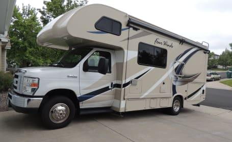 RV Rental Denver: Deals from $33 Per Night