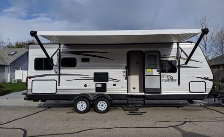 RV Rental Idaho: Deals from $70 Per Night!