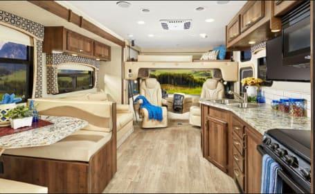 RV Rental Clearwater, FL, Motorhome & Camper Rentals in FL