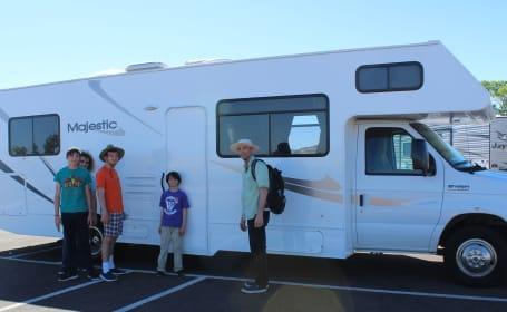 RV Rental Santa Clara, CA, Motorhome & Camper Rentals in CA