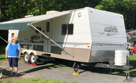 RV Rental The Poconos, PA, Motorhome & Camper Rentals in PA