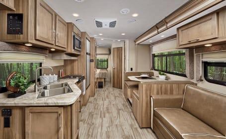 RV Rental Yuma, AZ, Motorhome & Camper Rentals in AZ
