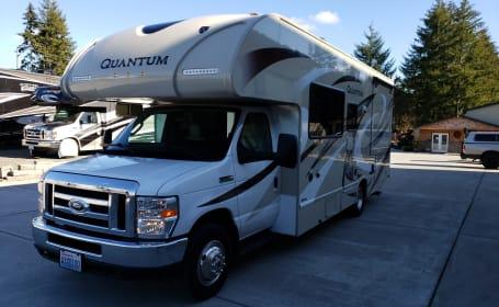 RV Rental Shelton, WA, Motorhome & Camper Rentals in WA