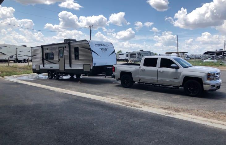 2019 Keystone Hideout 262lhs Rv Rental In San Angelo Tx