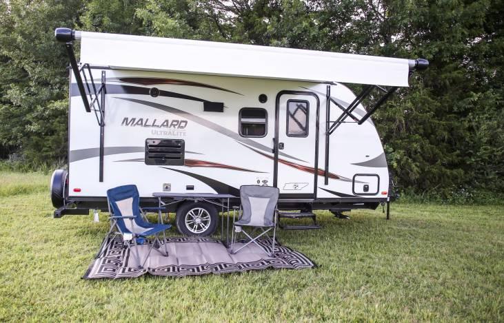 2018 Mallard M185, RV Rental in Almaville, TN | RVshare com