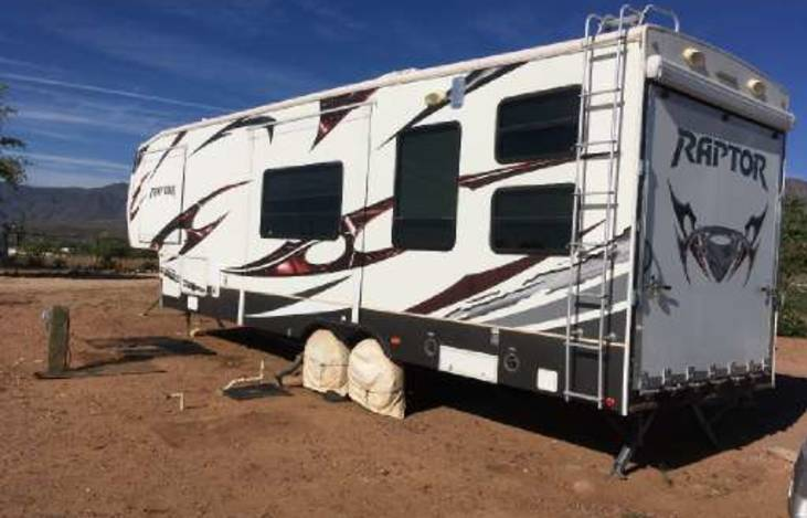 Keystone Raptor 300mp 2012 / Fifth Wheel Add this RV to your list of