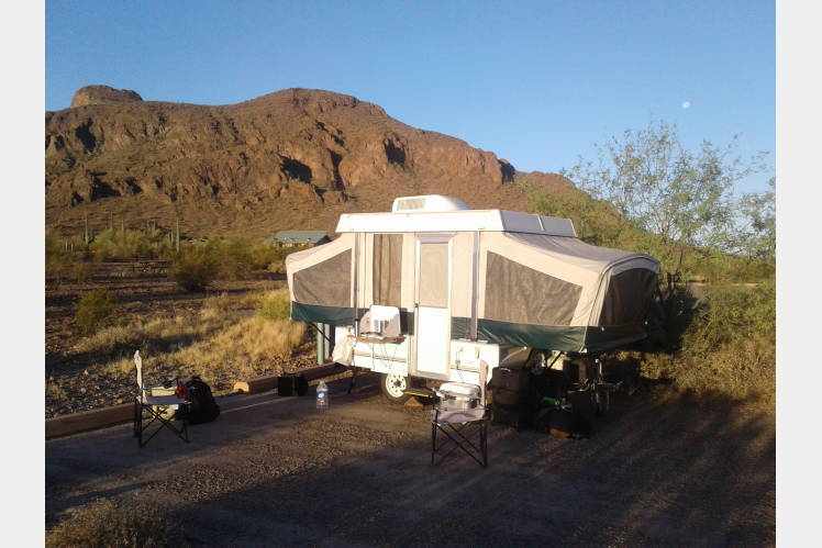 2005 Fleetwood Rv Rental In Morgans Point Resort Tx Rvsharec