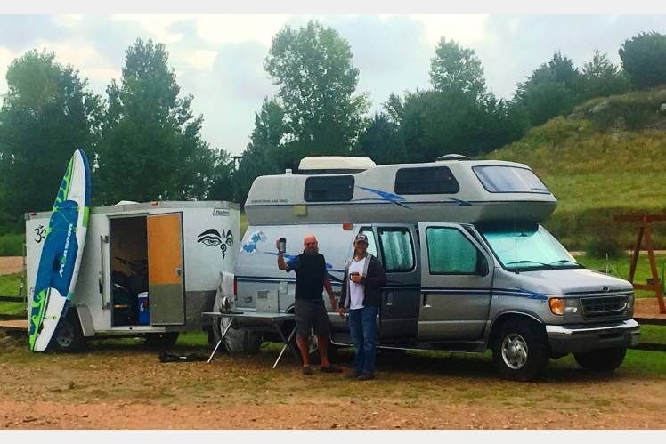 1998 Airstream B190 RV Rental In Mountain View CO