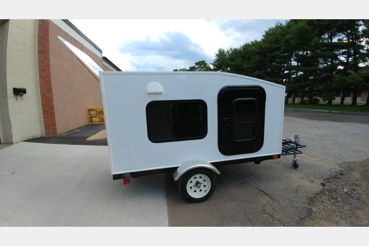2018 My Mini Trailer Carpe Diem Mini 750lbs W Solar Panel Rv Rental