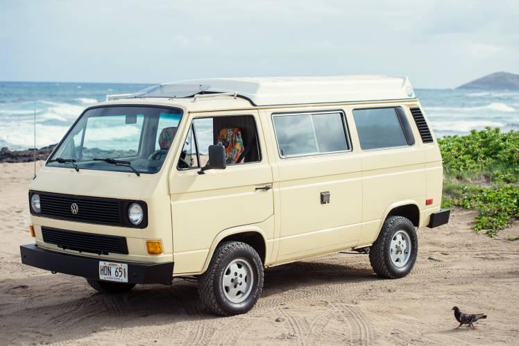 68ee58e2f0 Hawaii Camper Van! Classic VW Pop-Top 5 minutes from Honolulu Airport on  Oahu