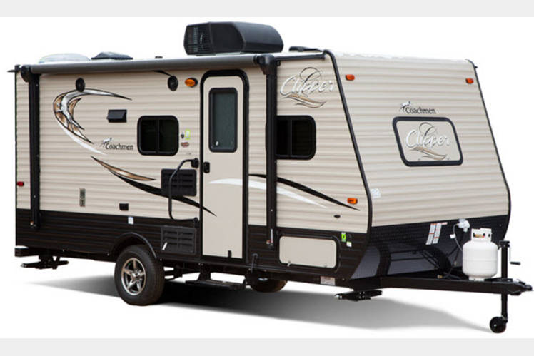 2018 2018 coachmen clipper, rv rental in jenison, mi | rvshare