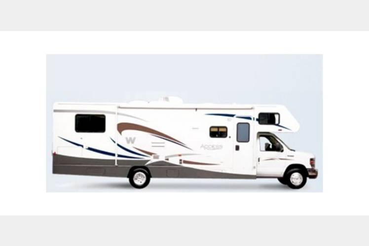 A 2006 Winnebago Aspect Available For Rent