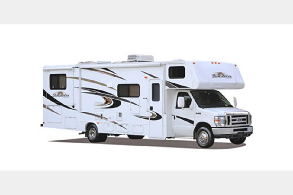 2014 Sunseeker 3050s - Amazing RV !