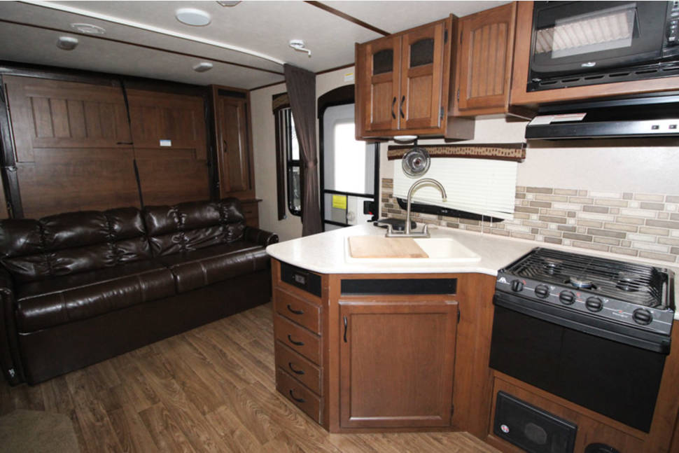 2015 Jayco White Hawk Bunkhouse 23ft - 2015 Jayco White Hawk Bunkhouse
