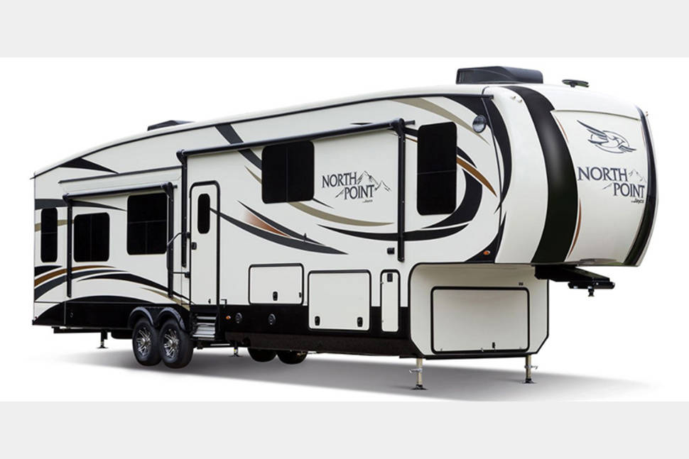 2015 Jayco 375bhfs - Great Times Ahead!