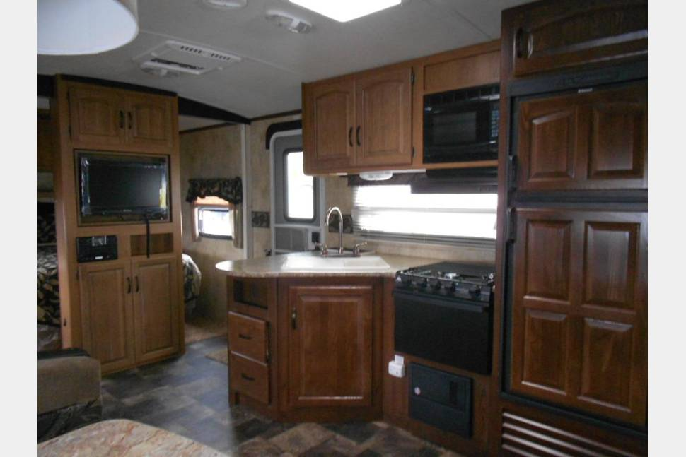 2013 Keystone Outback 312BH - Family Friendly Bunk House