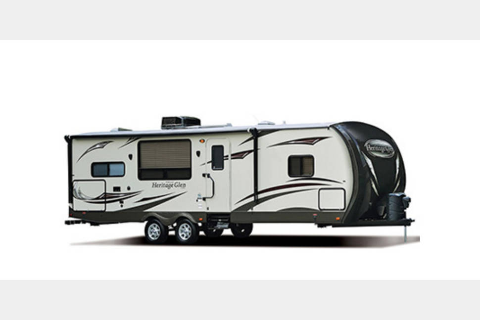 2014 Forest River 282RK - Create memories that will never fade!