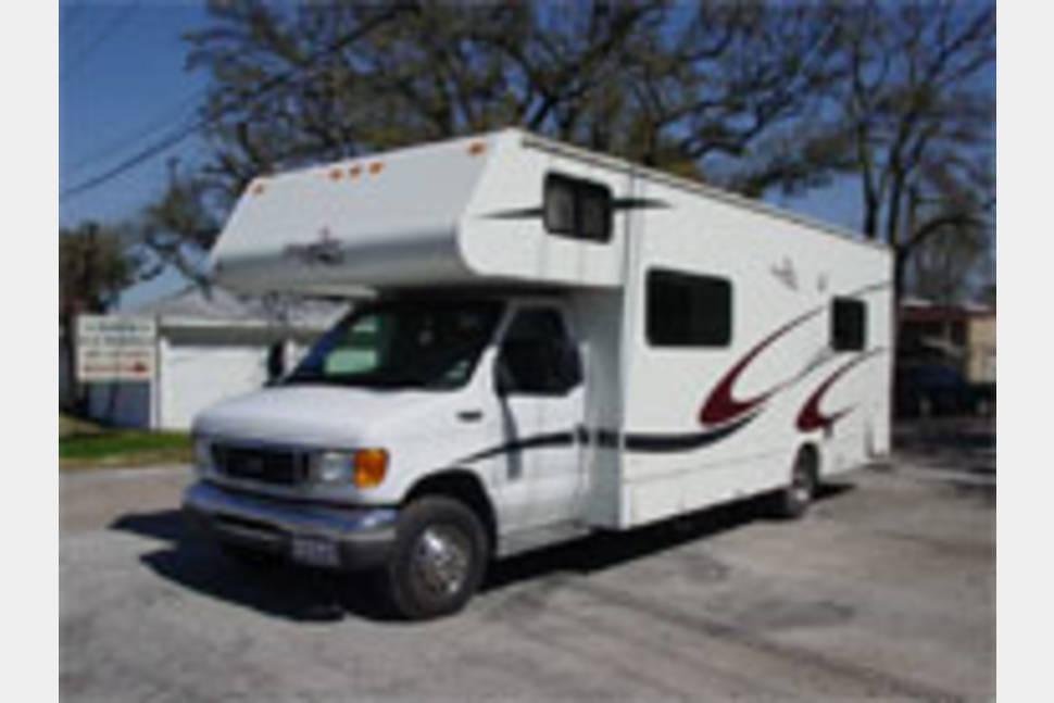Innovative RV Rental Houston TX Motorhome Rentals  RVsharecom