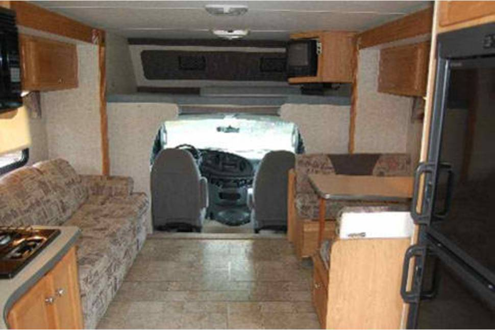 2006 gulfstream yellowstone rv rental in grasonville md for Kitchen 713 reservations