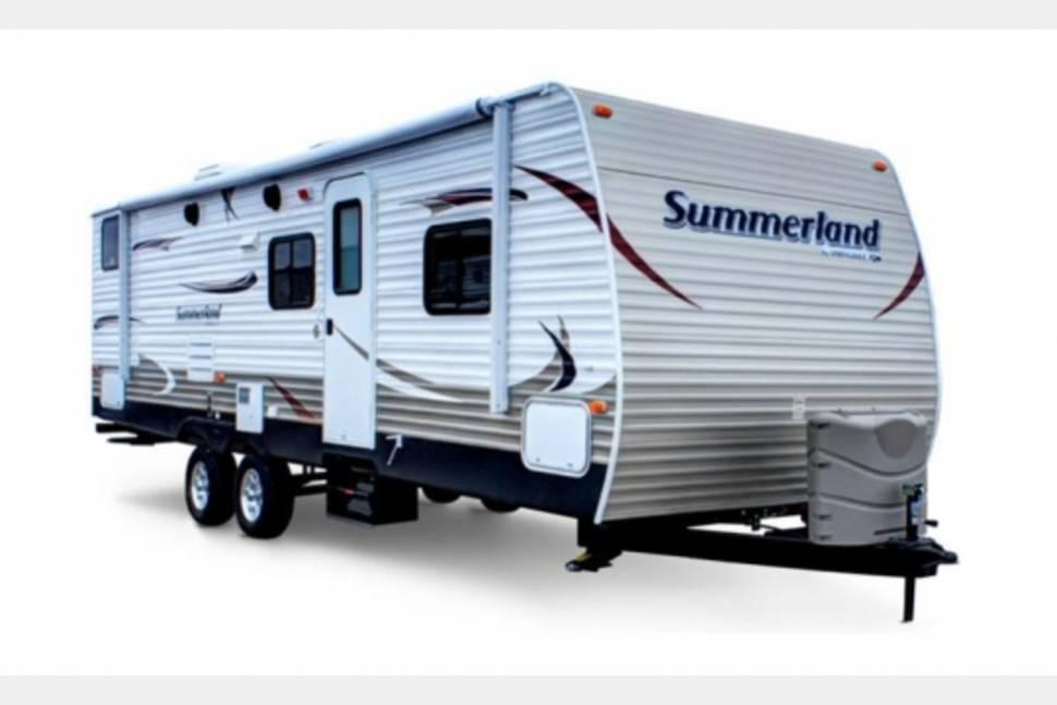 2014 Keystone Summerland  2600TB -