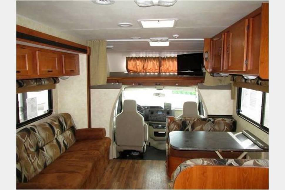 2012 Coachmen Freelander - Road's Comfort