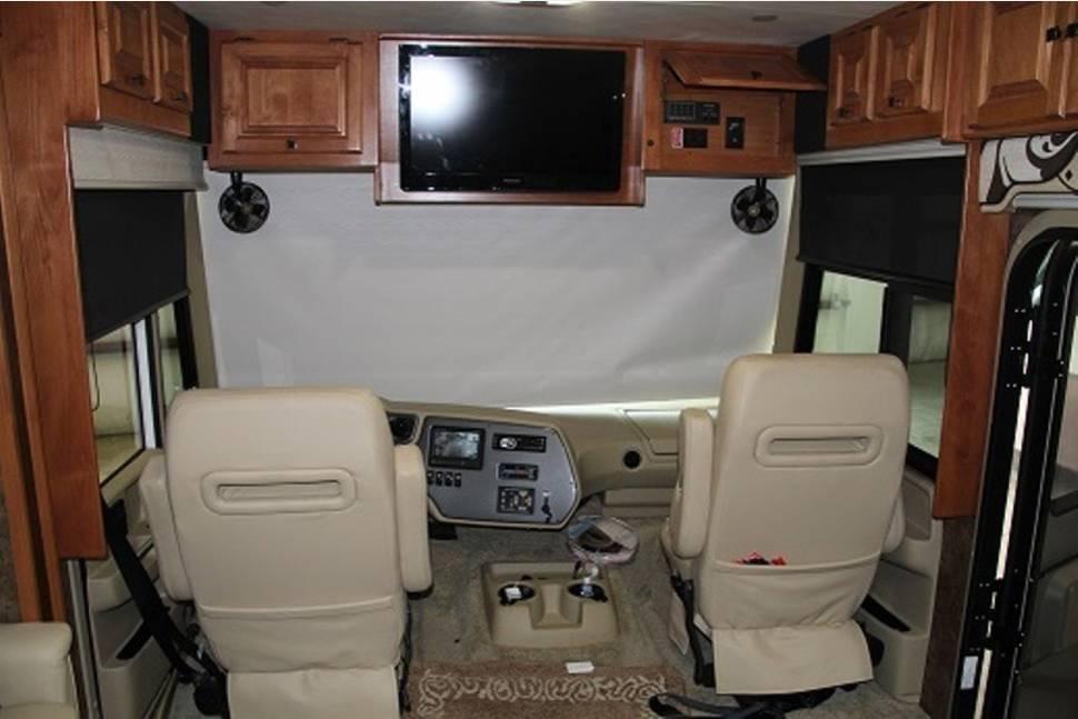 2012 Tiffin Motorhomes Allegro 34 TGA - 2012 Tiffin Allegro 34 TGA w/3 Slides 34.5FT