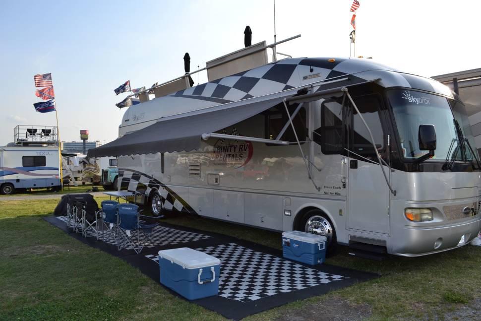 Creative Kimberley Caravans Darlington  World Of Motorhomes