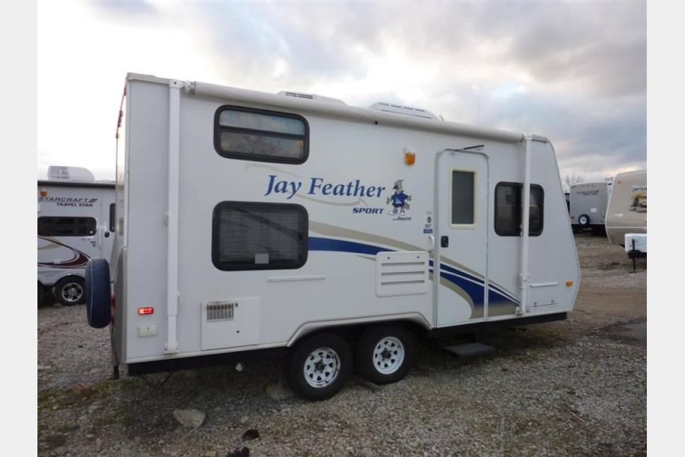 2013 Jayco Jay Feather Sport 197 -